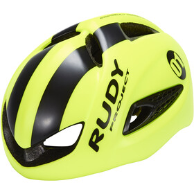 Rudy Project Boost 01 Helm Yellow Fluo - Black (Matte)